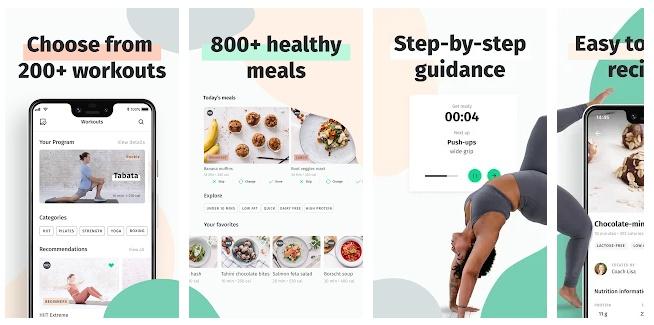 najlepsze aplikacje fitness